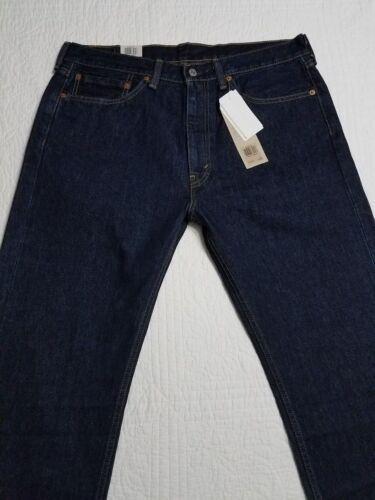 Nouveau Bleu Jambe Coupe Plusieurs Droite Tailles Normale Levis 505 Jeans Hommes Jeans rXA8rT