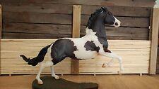 Breyer * Bozeman * 711242 Breyerfest Roan Pinto Wyatt Traditional Model Horse
