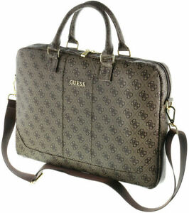CUSTODIA GUESS NOTEBOOK Laptop tasche 4G Uptown 13'' bis 15