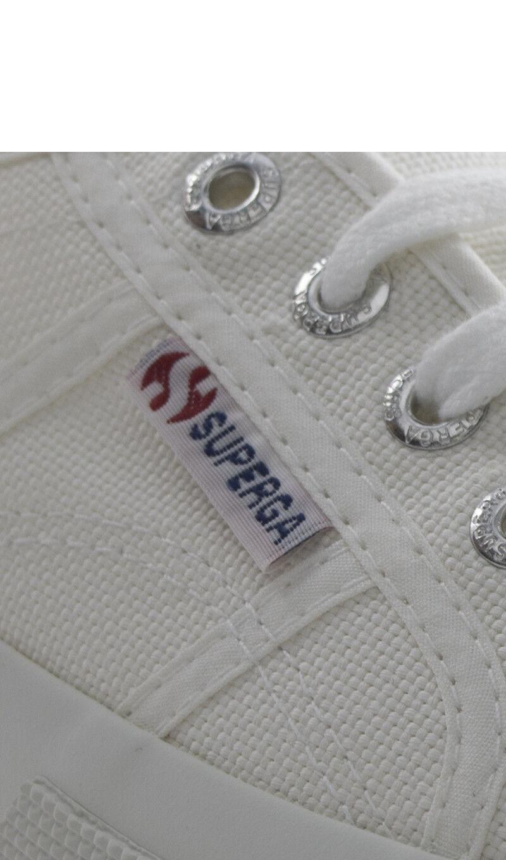 Schuhe Frau SUPERGA Frau Schuhe BIANCO Stoff S000010/901D BI 23fa1a