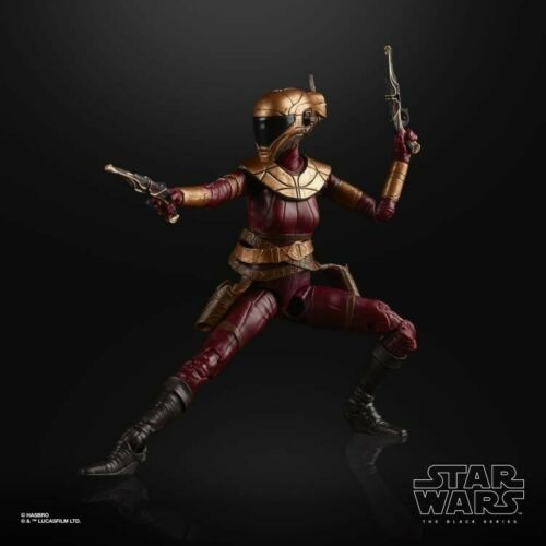 Star Wars Black Series Zorii Bliss Rise Of Skywalker Action Figure NEW