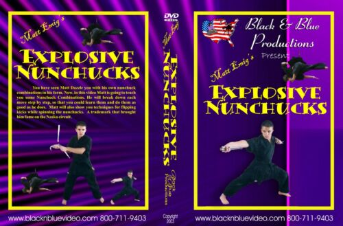 Matt Emig/'s Explosive Nunchucks