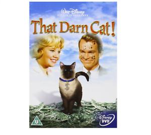 That-Darn-Cat-DVD-2006-Hayley-Mills-Dean-Jones-DISNEY-Official-Family-Kids-UK