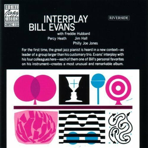 Bill Evans : Interplay - CD