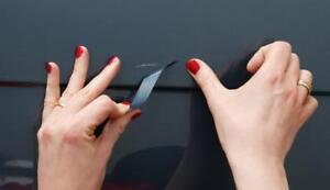 Image Is Loading Sticker Not Pen Retouching Stickerfix Paint Code Audi