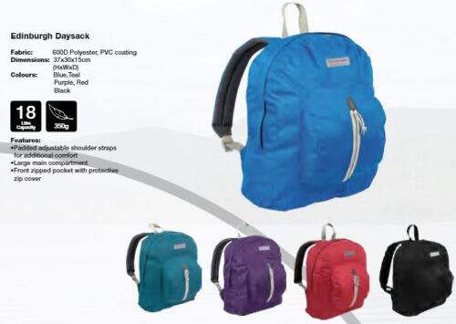 Highlander jour sack pack small back sac à dos de voyage sac d/'épaule sac à dos 18L