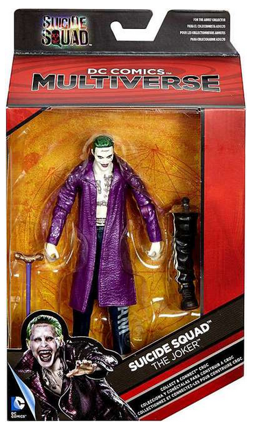 DC Multiverse Suicide Squad The Joker Action Figure