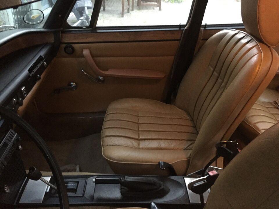 Rover 3500, 3,5, Benzin