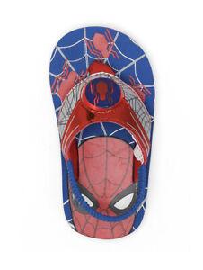 Spiderman Light Up Flip Flops Beach