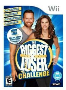 Biggest Loser Challenge - Nintendo  Wii Game