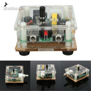 S-PIXIE-CW-QRP-Shortwave-Ham-Amateur-Radio-Transceiver-7-023MHz-DIY-Kits-w-Case