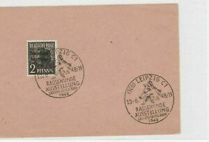 German Postal History Stamps Cover Ref: R4620