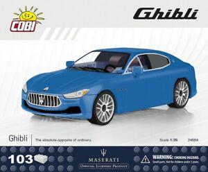 24564-COBI-MASERATI-GHIBLI-BLU-1-35