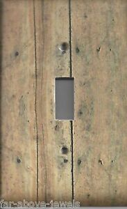 Image Is Loading Light Switch Plate Amp Outlet Covers Rustic Wood