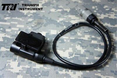 Thales PRC Radio Tactical Casque avec u-229 Connecteurs et PTT MBITR