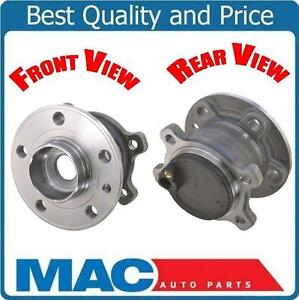 Details about Fits 10-15 Volvo XC60 FRONT WHEEL DRIVE Models REAR Wheel  Bearing & Hub Aseembly