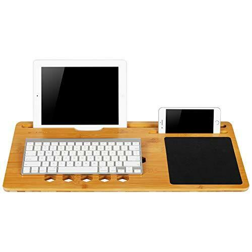 "NEW LapGear Bamboard Lap Desk FREE2DAYSHIP TAXFREE Fits up to 17/"" Laptop"