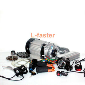 Details about 500W 750W ELECTRIC MOTORIZED TRICYCLE ELECTRIC PEDICAB MOTOR  KIT ELECTRIC