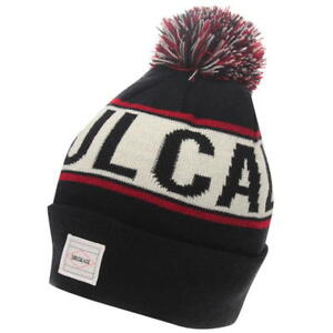 310c7885 Details about MENS SOULCAL NAVY WOOLLY WOOL KNIT KNITTED BRANDED BOBBLE HAT