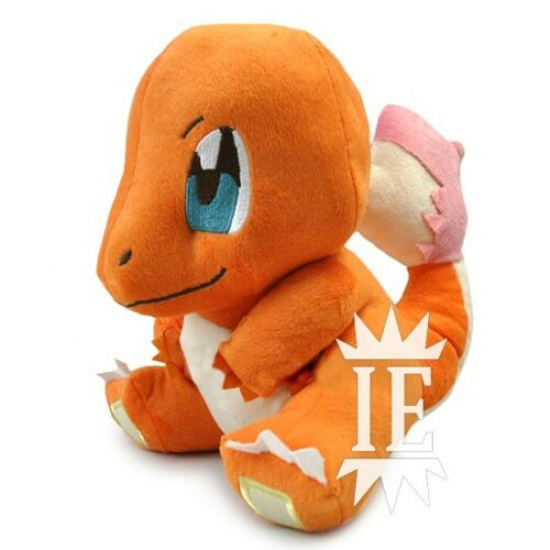 Pokemon Charmander Plush Large 30 cm Plush salameche Walk Glumanda big