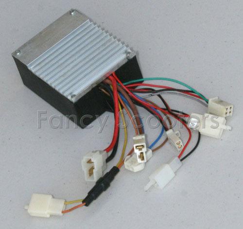 36 V Caja De Control ct-660b8 Con  8 Conectores  mas preferencial