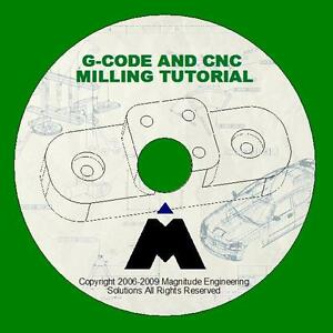 Details about G-CODE CNC MACHINING MILLING SIMULATOR TRAINING CAD CAM  MASTERCAM AUTOCAD CATIA