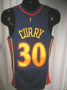 huge discount e694c a4c66 Details about Golden State Warriors NBA Curry #30 Men's Mitchell & Ness  Swingman Jersey