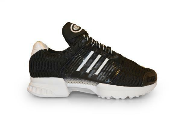 Mens Adidas Clima Cool CC1  - BB0670 - Black White Trainers