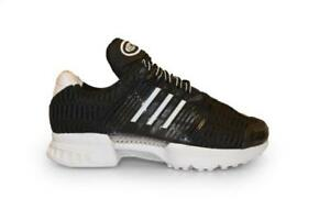 Details about Mens Adidas Clima Cool CC1 BB0670 Black White Trainers