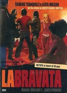 Dvd-La-Bravata-1977-NUOVO