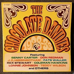 The-CHOCOLATE-DANDIES-1928-1933-EMI-Parlophone-PMC-7038-England