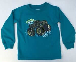 722e7dcc8 Image is loading WONDERKIDS-toddler-monster-truck-thermal-034-Driving-Dad-