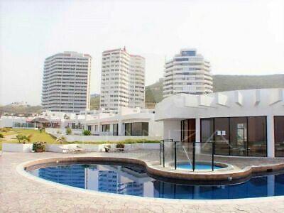 Villa en Renta Frente al Mar en  Calafia Tower Sur de Rosarito B.C