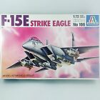 Italeri 1/72 F-15E Strike Eagle USAF US Air Force McD Douglas - Plastic Kit 166