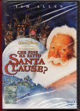 Che fine ha fatto Santa Clause? (2002) DVD DISNEY