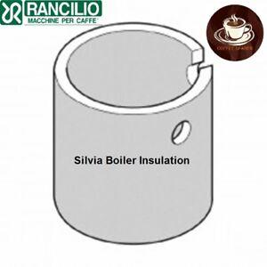 Rancilio Silvia V5 Boiler Insulation Genuine Ebay