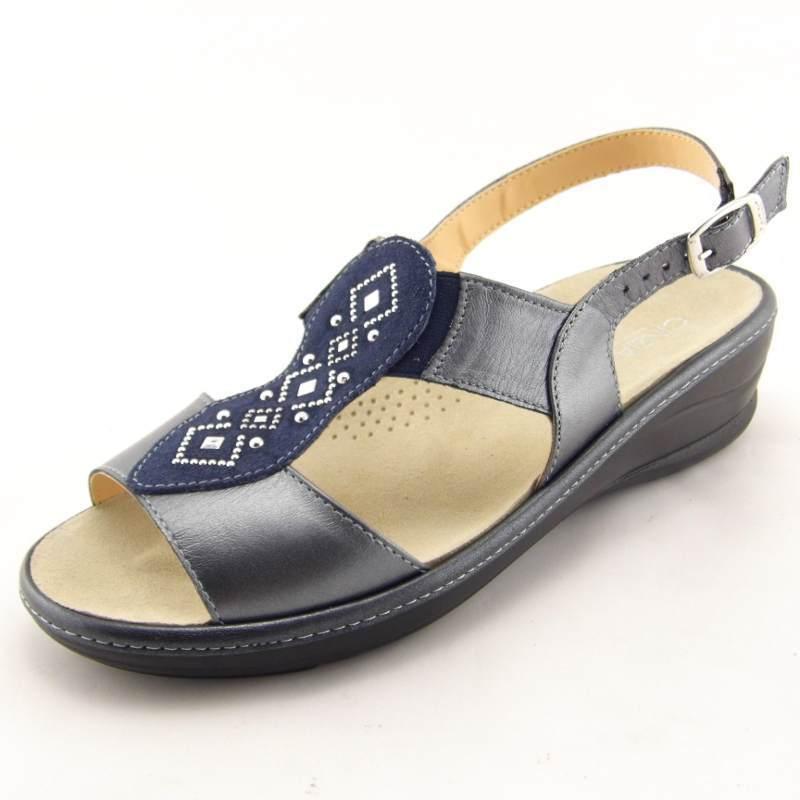 Sandal Comfortable Closed Cinzia Soft io420p