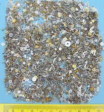 60 G 3d Uñas Acrílica Arte Brillo Tiny Steampunk Uñas 1mm - 3 mm y piezas de reloj de engranajes
