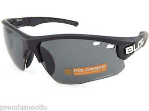 c349c902d058 Image is loading BLOC-polarized-TITAN-sports-Sunglasses-Matte-Black-Dark-