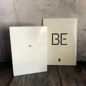 [US seller] BTS BE Deluxe Edition CD Photobook Photocard Weverse shop Lyric