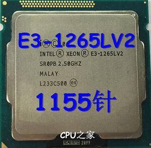 Intel-Xeon-E3-1265L-v2-2-5-GHz-4-Core-Prozessor-SR0PB-Sockel-H2-1155-CPU-45W