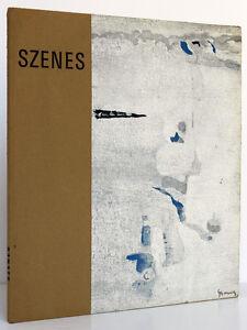 Arpad-SZENES-Editions-Jeanne-Bucher-1963-CATALOGUE-D-039-EXPOSITION