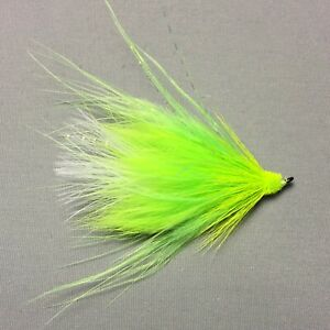 5 and 7 Sizes 3 Salmon and Steelhead Flies Night Owl Fly