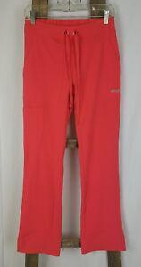 Grey-039-s-Anatomy-Signature-Series-Mujer-XXS-Naranja-Exfoliante-Pantalon-Callie