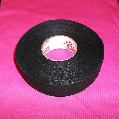 Baton Twirling Black Tape Cloth Tape 1 Quot X 25 Baton Shaft