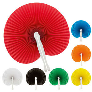 Paper-Folding-Hand-Fan-Chinese-Loot-Party-Bag-Fillers-Wedding-favours-JR