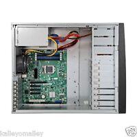 Intel P4304btssfcn / Na Server System 4u Lga1155 365w, Bulk Packaging