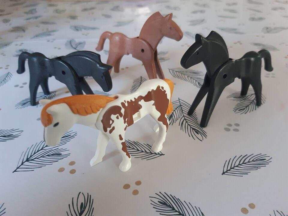 Dyr, Heste, Playmobil