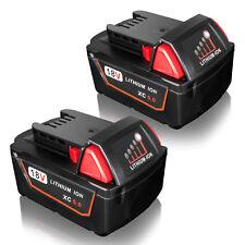 Milwaukee Redlithium XC5.0 48-11-1850 Lithium-ion Battery Pack - 18V