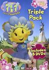 Fifi and The Flowertots Triple Pack Collection 5014138605902 DVD Region 2